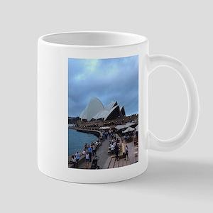 My Evening In Sydney Mugs