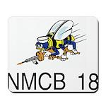 NMCB 18 Mousepad
