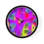 Colorful Wall Clock Design 1