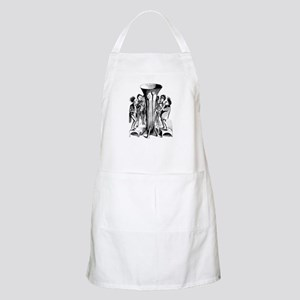 Blowing in the Wind Instrument BBQ Apron