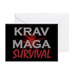 Krav Maga Greeting Cards (Pk of 10)