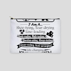 Kindergarten Teacher Makeup Bag