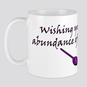 Wishing you an Abundance of S Mug