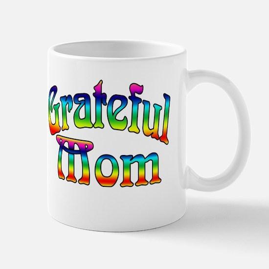 'Grateful Mom' Mug