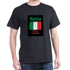 Monte Castello Italy T-Shirt