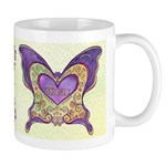 Makin' Magic Butterfly Mugs