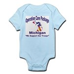 OCP Michigan Infant Creeper