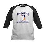 OCP Michigan Kids Baseball Jersey
