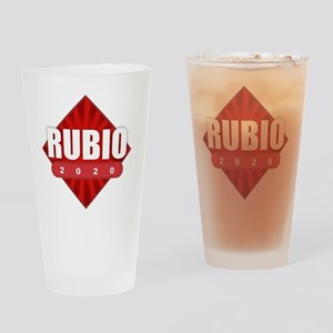 Marco Rubio 2020 Drinking Glass
