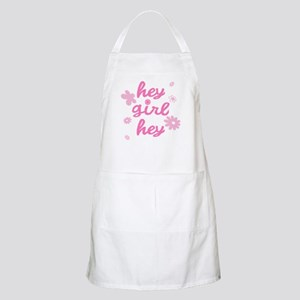 HEY GIRL HEY BBQ Apron