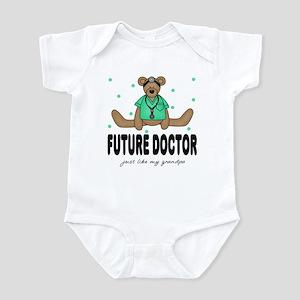 Future Doctor like Grandpa Baby Infant Bodysuit