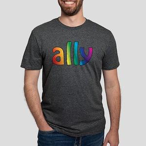 ally (gradient) - Light Tee Shirt T-Shirt