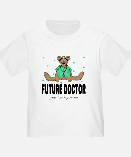 Future Doctor like Auntie T