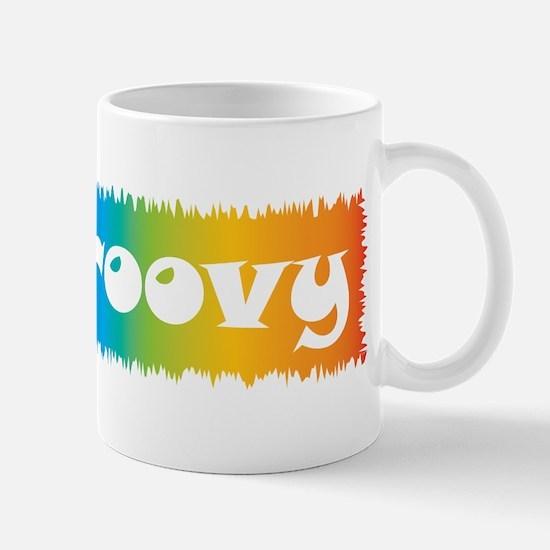 Groovy cl block Mug