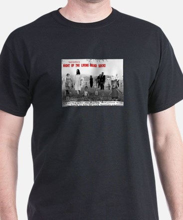 Night of the Living Dead Socks T-Shirt