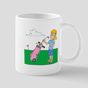 Picky Golfer Mug