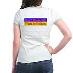 Don't Blame ME-BG Jr. Ringer T-Shirt