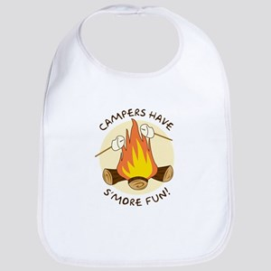 """S'more Fun"" Bib"