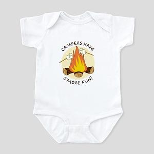 """S'more Fun"" Infant Bodysuit"