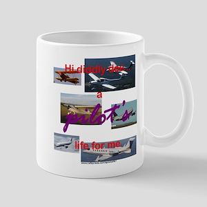 A Pilot's Life (Civilian) Mug