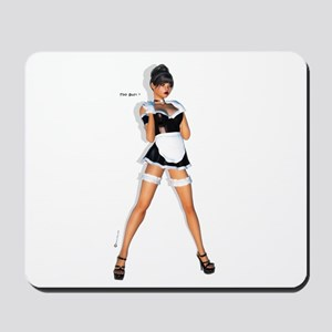 Too Busy Mousepad