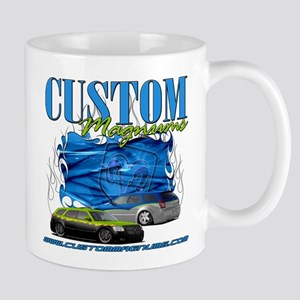 CustomMagnums.com Gear Mug