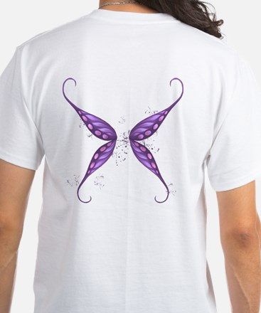 Fairy Wings White T-Shirt