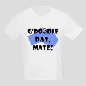 G'Doodle Day, Mate Labradoodl Kids T-Shirt