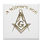 A Widows Son Tile Coaster