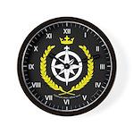 Kingdom of Northshield Wall Clock
