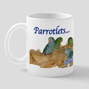 Parrotlet Mug