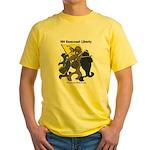 NH Seal Yellow T-Shirt