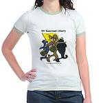 NH Seal Jr. Ringer T-Shirt