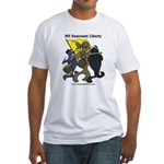 NH Seal Fitted T-Shirt