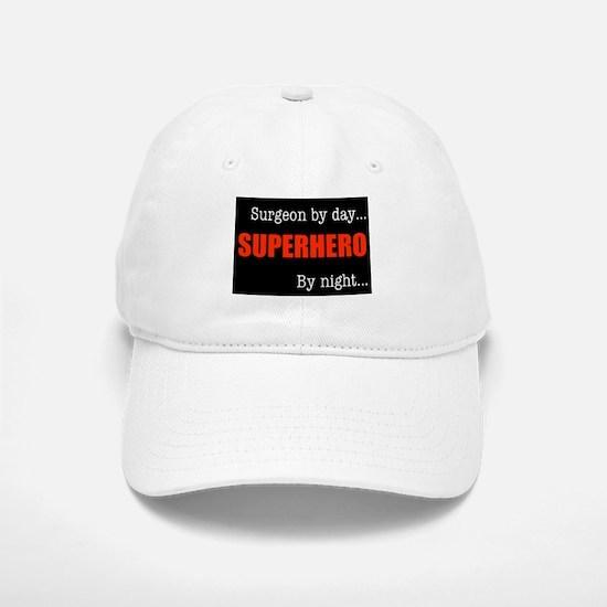 Superhero Surgeon Baseball Baseball Cap