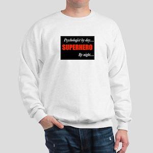 Superhero Psychologist Sweatshirt