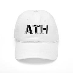 Athens ATH Greece Airport Code Baseball Cap