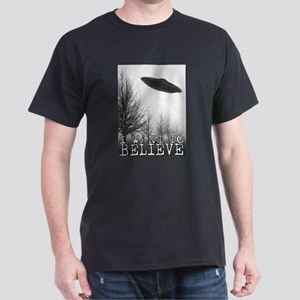 I Want To Believe Dark T-Shirt