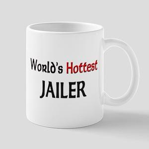 World's Hottest Jailer Mug