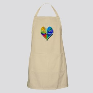 Born From the Heart BBQ Apron