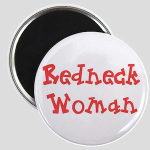 Redneck Woman Magnet