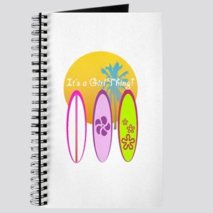It's A Girl Thing Journal