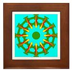 Sparkhenge Framed Tile