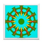Sparkhenge Tile Coaster
