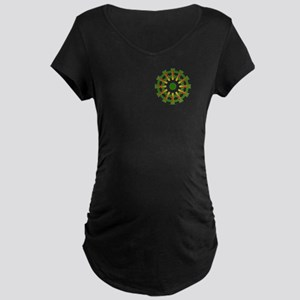 Sparkhenge Maternity Dark T-Shirt