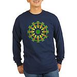 Sparkhenge Long Sleeve Dark T-Shirt