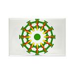 Sparkhenge Rectangle Magnet (100 pack)