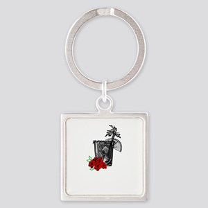 Bloody Mary Just a Girl Who Loves Bloody Keychains