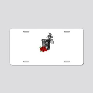 Bloody Mary Just a Girl Who Aluminum License Plate