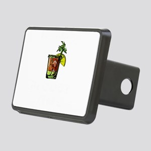 Bloody Mary It's About Rectangular Hitch Cover